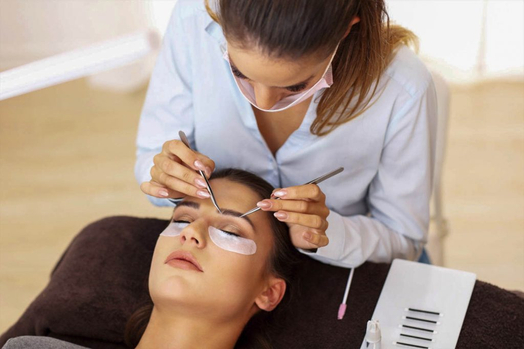 accredited eyelash extension course sydney