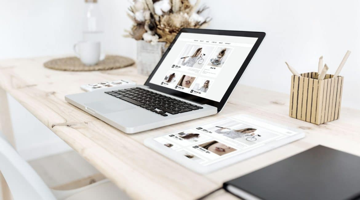 How to use website and email marketing to grow your lash extension business.