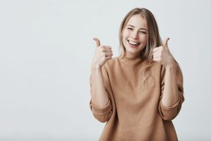 The blog post 8 eight ways how to make your clients happy