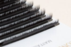 DIY eyelash extensions will never be a good idea.